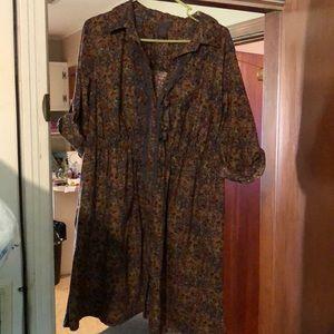 Multi colored Tunic/dress